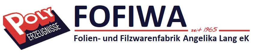 Folien- und Filzwarenfabrik Angelika Lang eK Poly-Erzeugnisse